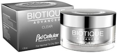 Biotique Advanced Resurfacing Scrub Normal to Dry Skin 50 gm Scrub