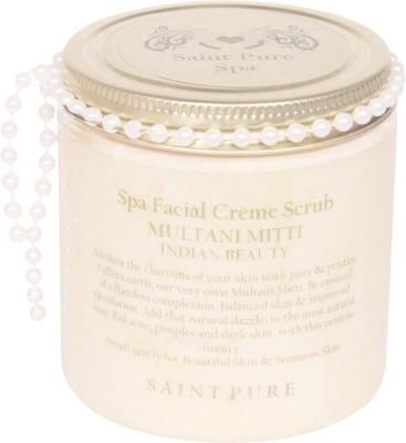 Saint Pure Multani Mitti Indian Beauty Face  Scrub