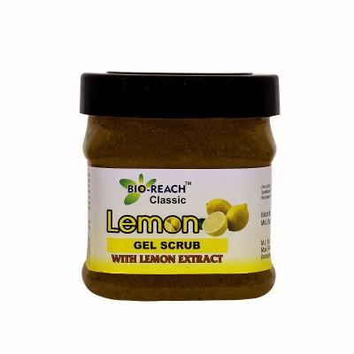 Bio-Reach Lemon Scrub Gel Scrub