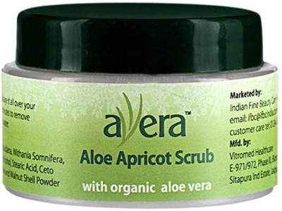 Avera Aloe Apricot Scrub(50 gm)
