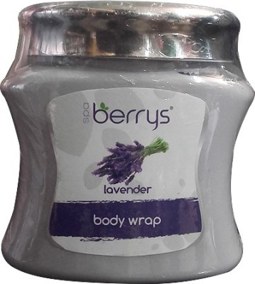 Berrys Spa Lavender Body Wrap Scrub