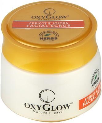 Oxyglow Apricot & Jojoba Facial Scrub