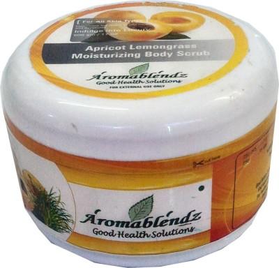 Aromablendz Apricot Lemongrass Body Scrub