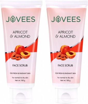 Jovees Apricot & Almond Face Scrub