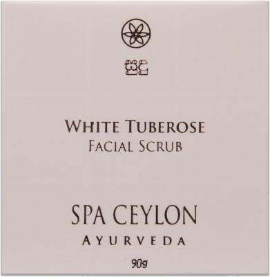 Spa Ceylon Luxury Ayurveda White Tuberose Facial  Scrub