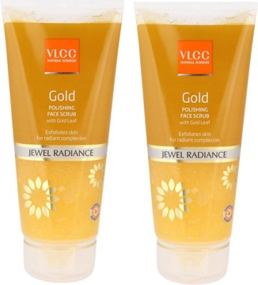 VLCC Gold Jewel Radiance Polishing Scrub