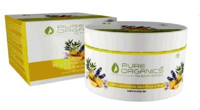 Pure Organics Mild  Scrub