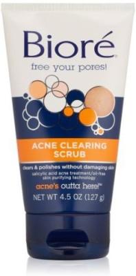 KAO Biore Acne Clearing  Scrub
