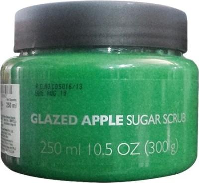 The Body Shop Glazed Apple Sugar  Scrub