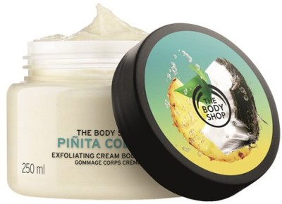 The Body Shop Pinita Colada Body Scrub(250 ml)