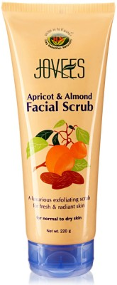 Jovees Apricot And Almond Facial Scrub