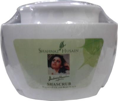 Shahnaz Husain Shascrub Face and Body  Scrub