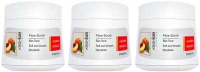 Krishkare Peaches Face  Scrub