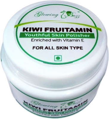 Glowing Buzz Kiwi Fruitamin Youthful Skin Polisher Scrub