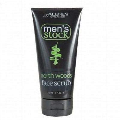 Aubrey Organics North Woods Scrub