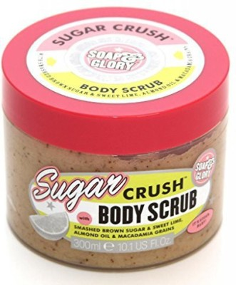 Soap & Glory soap and glory sugar crush body scrub Scrub