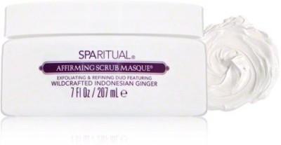SpaRitual instinctual scrub masque Scrub