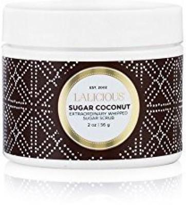 Lalicious coconut cream sugar souffle scrub 2 oz Scrub