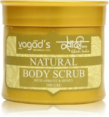 Khadi Natural Apricot & Honey Scrub