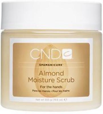 CND Cosmetics cnd almond moisture scrub Scrub