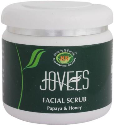 Jovees Facial Scrub Papaya & Honey Scrub