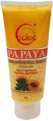 Caleo Papaya Skin Whitening  Scrub
