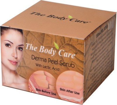 The Body Care Derma Peel Scrub(50 g)