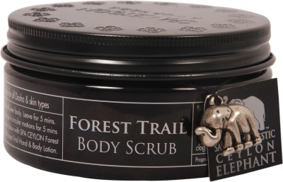Spa Ceylon Luxury Ayurveda Forest Trail Body Scrub