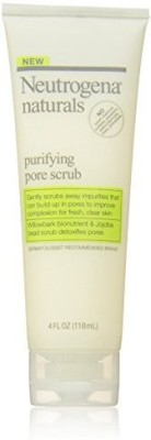 Neutrogena Naturals Purifying Pore Scrub(118 ml)