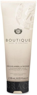 Grace Cole Radiance Body Orchid Amber & Incense Scrub