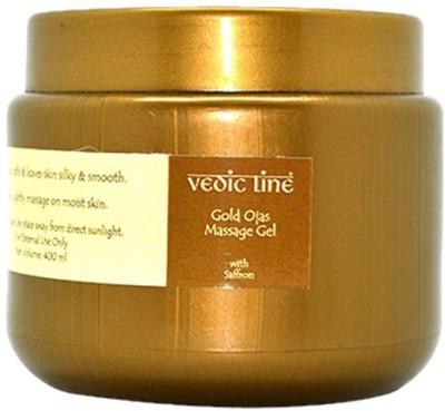 Vedic Line Gold Ojas Massage Gel  Scrub