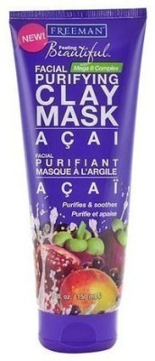 Freeman Purifying Facial Clay Mask Scrub