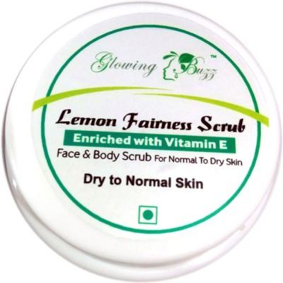 Glowing Buzz Lemon Fairness Scrub