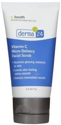 c. Booth derma vitamin c micro facial scrub Scrub