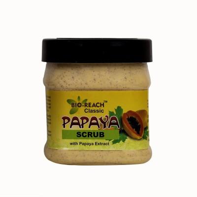 Bio-Reach Papaya  Scrub