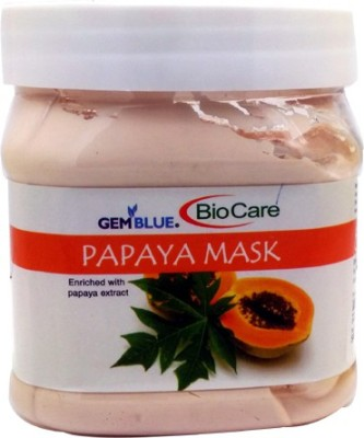 Biocare GemBlue Papaya Mask(500 ml)