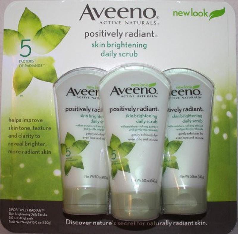 Aveeno Skin Brightening Daily  Scrub(140 g)