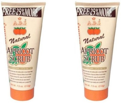 ADS (pack of 2) Natural Scrub