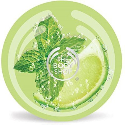 The Body Shop Virgin Mojito Body Scrub Mini Scrub(50 ml)