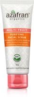 Azafran Organics Multi Fruit Purifying Facial Scrub(50 gm)