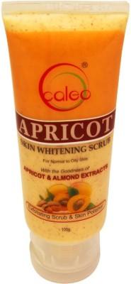Caleo Apricot Skin Whitening  Scrub