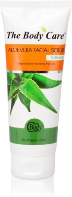 The Body Care Aloevera 125g(Price Includes Shipping Charges) Scrub