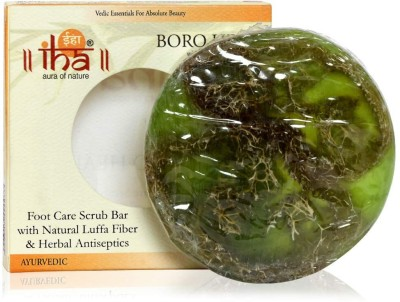 IHA Boro Heal Foot Care Scrub Bar Scrub