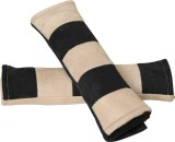 Car Accessor Black&Beige Color Seat Belt...