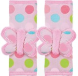 Playette Butterfly Dots Seat Belt Cover ...