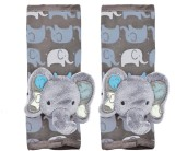 Playette Elephants Seat Belt Cover (Pack...
