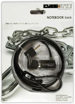 Cube Byte Notebook Lock 5060132890103