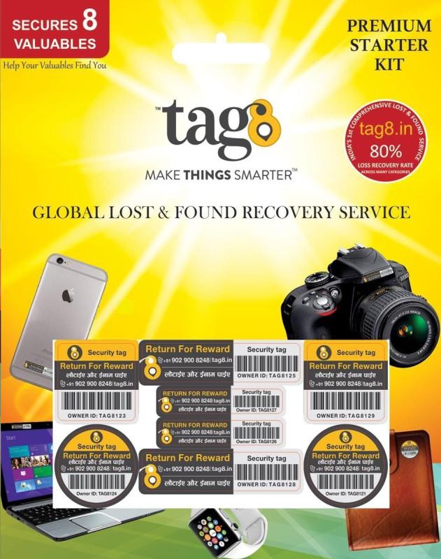 Tag8 Premium Starter Kit 80004(Silver)