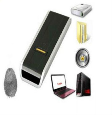 Divinext Security USB Biometric Fingerprint Scanner X