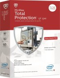Mcafee Total Protection 10 User /1 Year